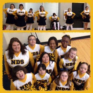 NDS Cheerleaders