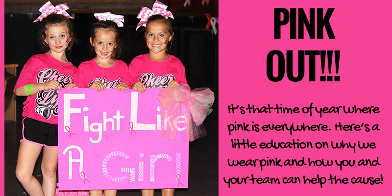 PINK OUT - October 2015